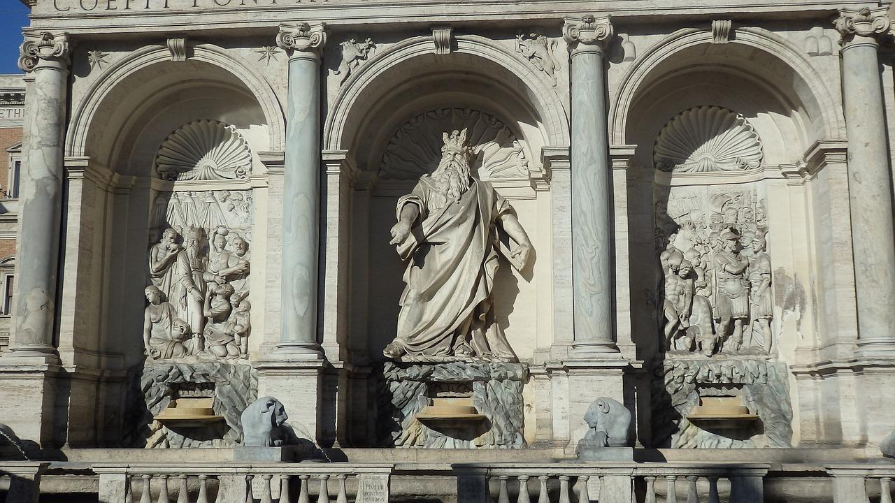картинки римских статуй дубае есть интересное