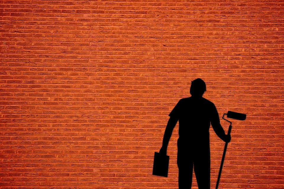 Man House Painter Painting - Free photo on Pixabay