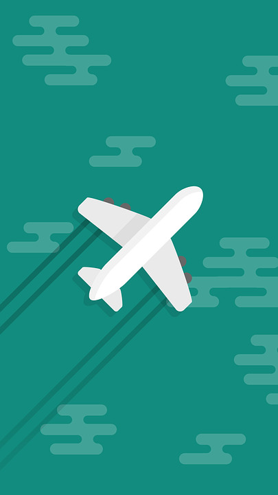 Airplane Wallpaper Whatsapp - Free vector graphic on Pixabay