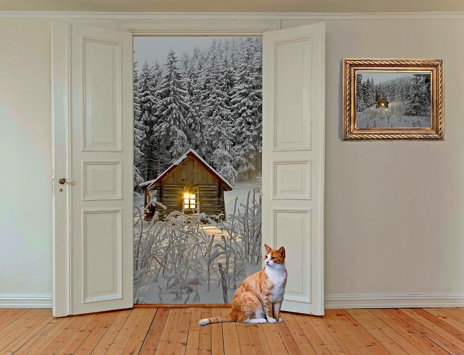 room space door room door hinged door outlook & Room Space Door · Free photo on Pixabay