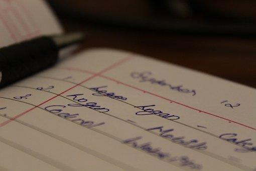 ペン, 紙, 文章, ドキュメント, ページ, 茶色の文書, 文章, 文章