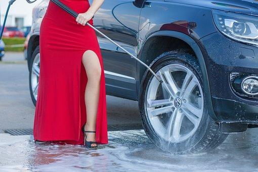 Auto, Wash, Clean, Car Maintenance
