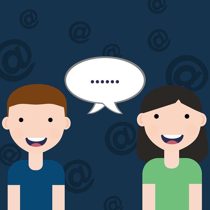 Mann frau kommunikation Kommunikation: Männer