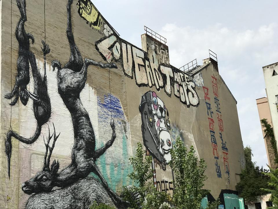 Street Art Berlin · Free photo on Pixabay