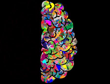 脳, 心, A, 私は, Ai, 解剖学, 人工知能, 生物学, コンピュータ