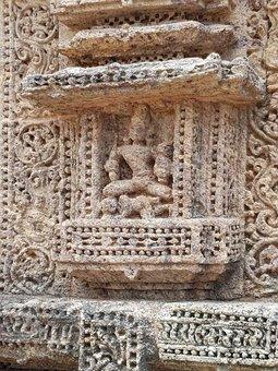 Konark, Sun Temple, Odisha, Odisha