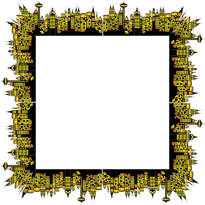 Ciudad Marco Arquitectura · Gráficos vectoriales gratis en Pixabay
