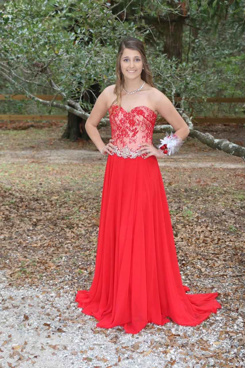 Dress Prom Girl - Free photo on Pixabay