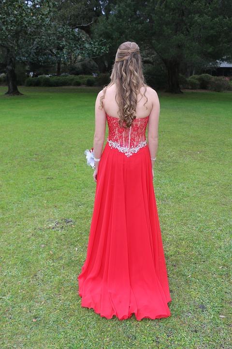 Kleid Prom Mädchen · Kostenloses Foto auf Pixabay