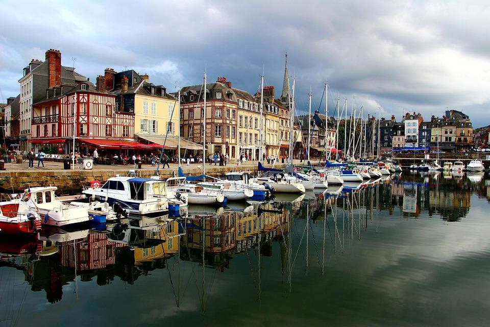 Port, Gamla Stan, Hamn, Vieille Ville, Pir, Segelbåt