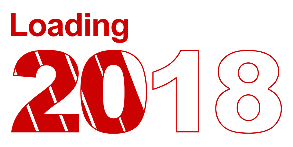 Good Year 2018 Greetings New · Free image on Pixabay