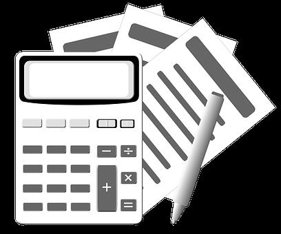 Finance, Business, Calculator