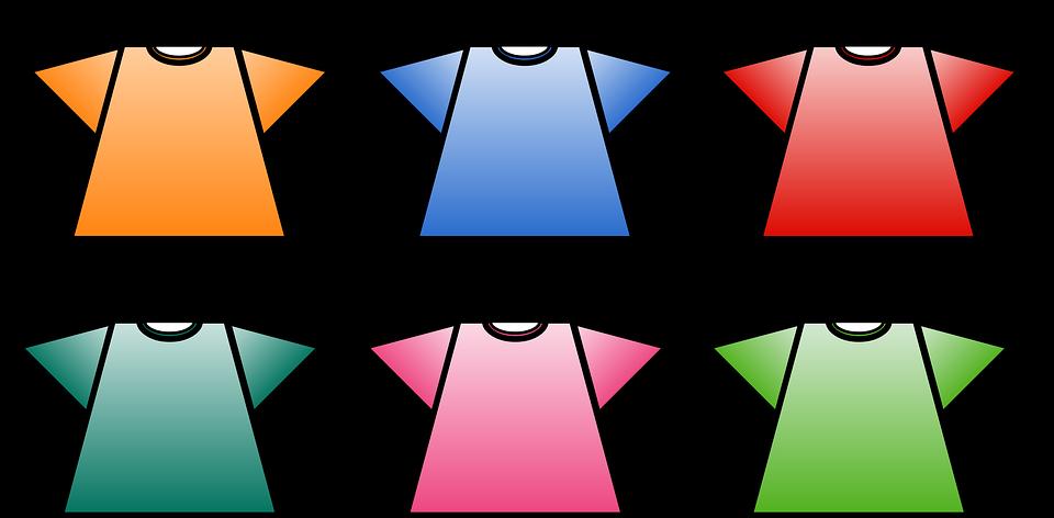 Camisetas, Ropa, Camisa, T-Shirt, Blusa