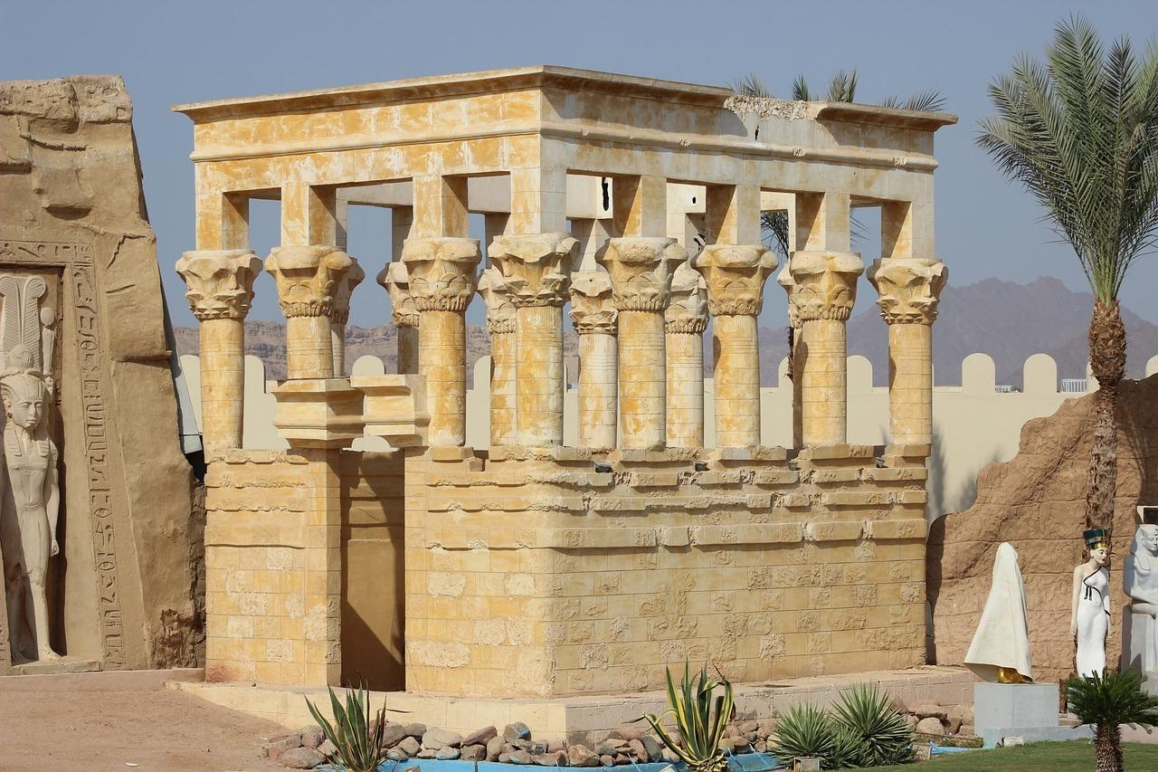 Египет архитектура картинка