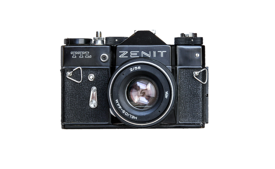 Camera Vintage Vector Png : Camera zenith russian old · free photo on pixabay