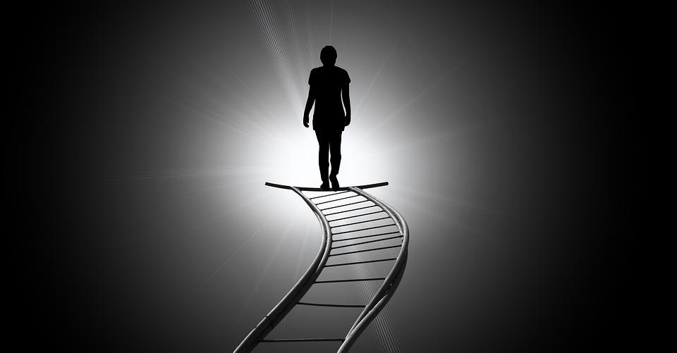 超えて, 死, 信仰, 空, 神, 宗教, 光線, 輝きます, 光, 移行, 死ぬ, 成功, キャリア, 上昇