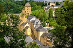luxembourg, city, landscape