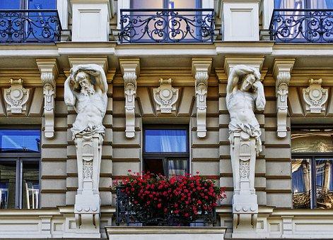 Art Nouveau, Facade, Architecture