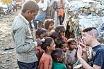 poor, slums, india