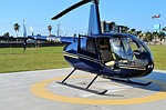 helicopter, galveston, texas