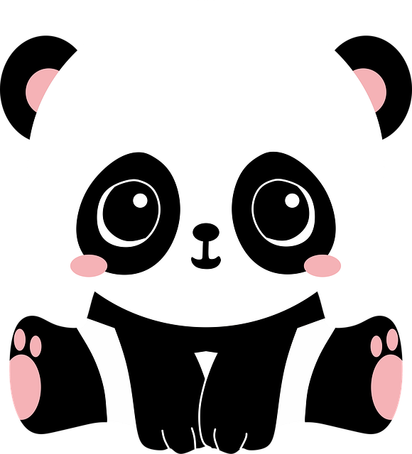 Panda Oso Bear · Imagen Gratis En Pixabay