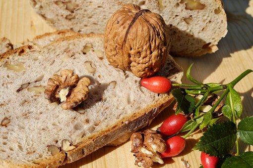 Ekmek, Somun Ekmek, Ceviz Ekmek