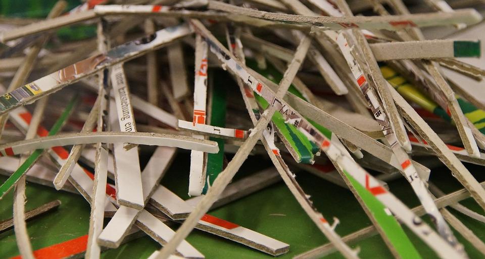 Reciclare Fulgi Hârtie Fotografie Gratuită Pe Pixabay
