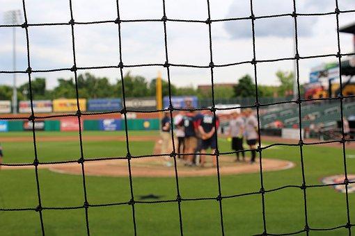 Baseball, Out Of Focus, Sport, Ball