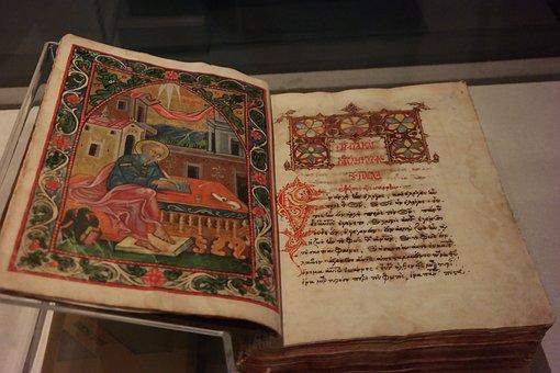 Libro, Edad, Colorido, Históricamente
