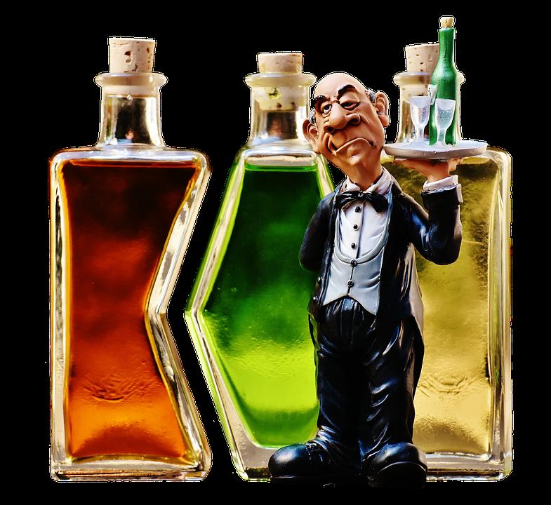 Kellner Getränke Flaschen · Kostenloses Foto auf Pixabay