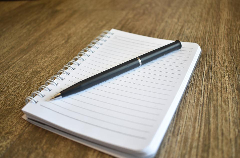 Notebook Book Pen - Free photo on Pixabay