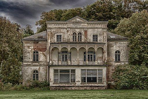 Lost Places, Heiligendam, Villa, Ruin