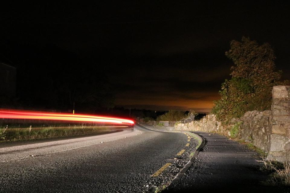 Ruch Autostrady Oświetlenie Darmowe Zdjęcie Na Pixabay