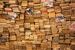 book, books, rope