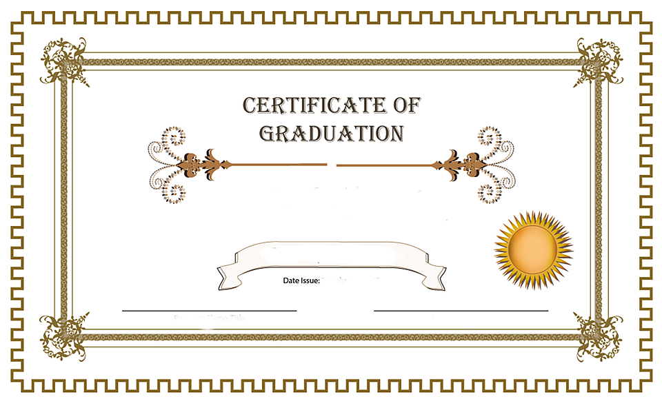 Certificate Graduation Greek Free Image On Pixabay