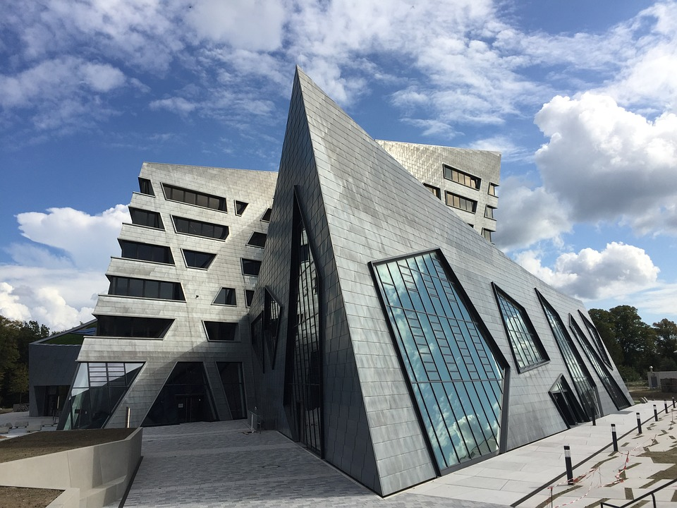 Daniel libeskind architecture free photo on pixabay - Dekonstruktivismus architektur ...