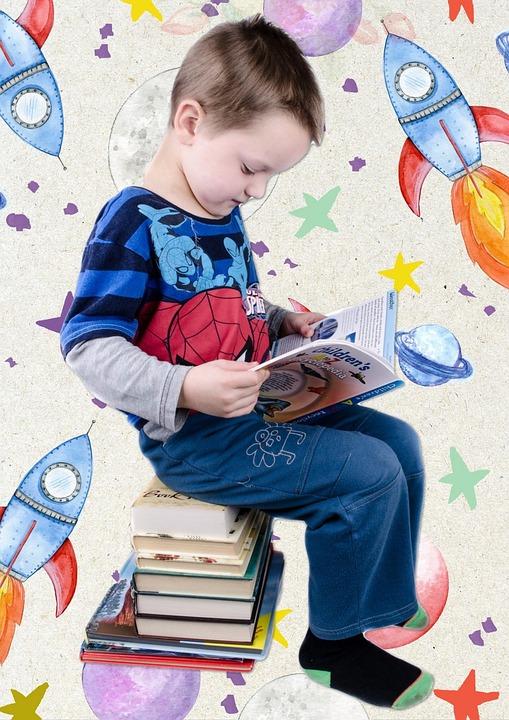 Reading Preschool Kindergarten · Free photo on Pixabay