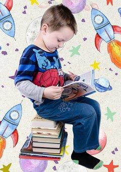 Reading, Preschool, Kindergarten, School