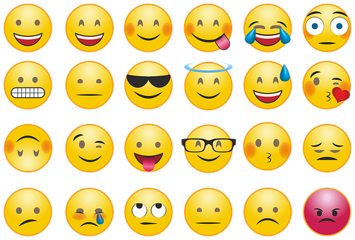 Emoji smile whatsapp