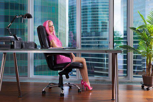 Negocio, Jefe, Mujer De Negocios, Líder