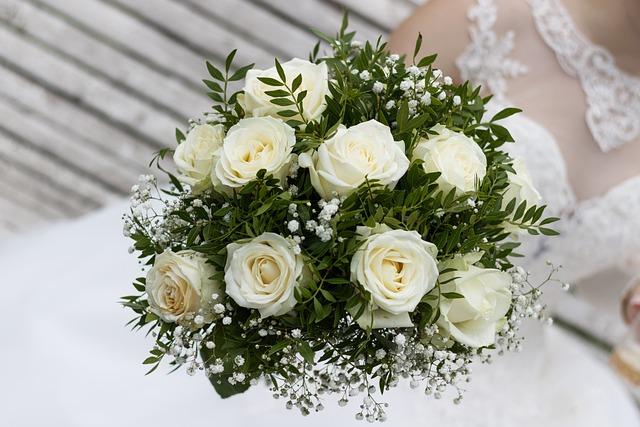 Wedding Flower Bouquet \u00b7 Free photo on Pixabay