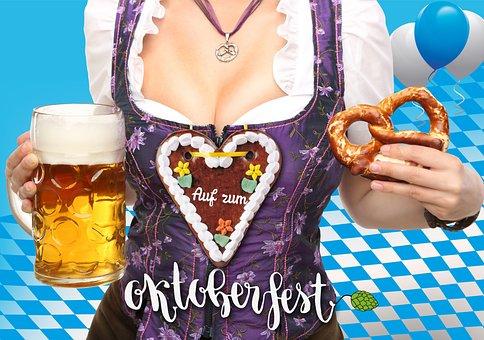 Oktoberfest, Wiesn, München, Volksfest
