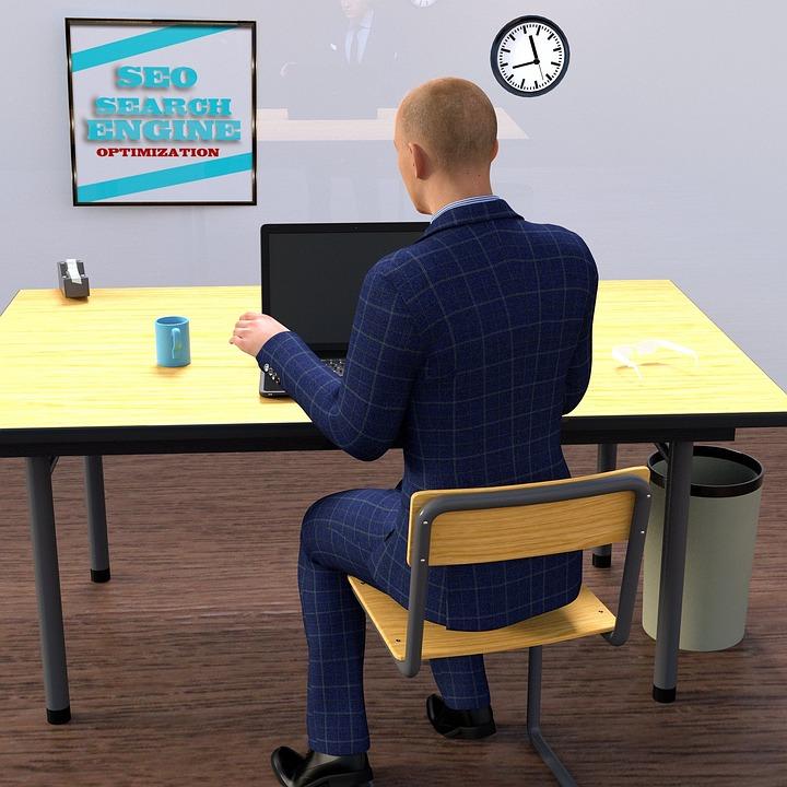 Man, Office, Seo, Business, Economie, Succes, Financiën