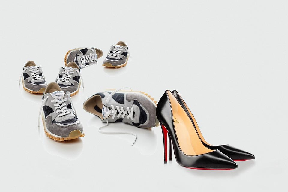 Zapato, Zapato Fetiche, Fetish, Chase