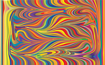 wallpaper, distorted, psychedelic