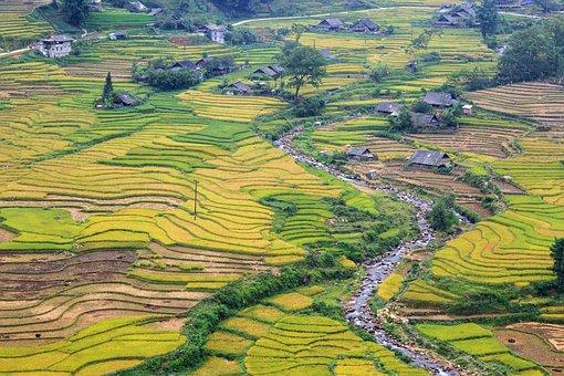 Sapa, Lao Cai, Việt Nam, Cảnh Quan