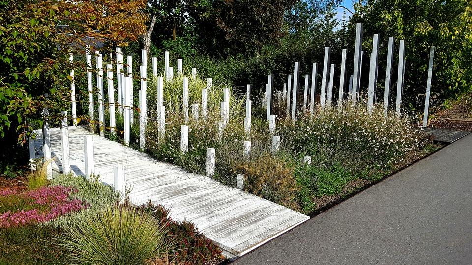 Garten Kunst Weg Kostenloses Foto Auf Pixabay