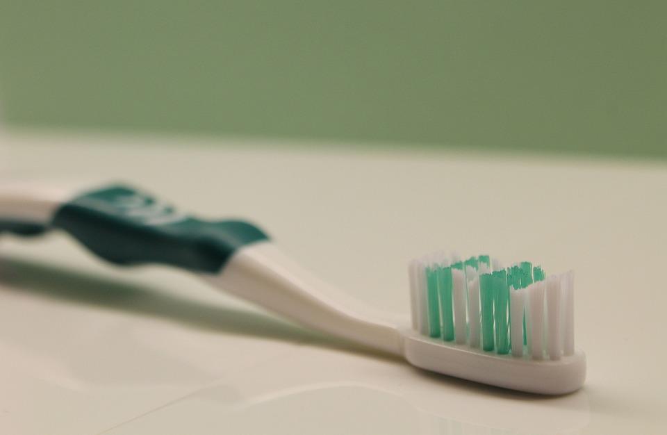 Elektrische Zahnbürste Batteriebetrieben