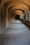 architecture, monastery, cloister