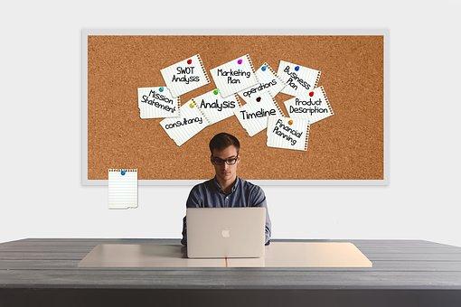 掲示板, 付箋, ビジネス, キャリア, 起動します, 会社, 能力